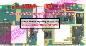 N82 Speaker Earpiece Ways Problem