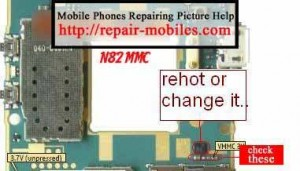 N82 MMC Memory Card Not Detected Problem 2
