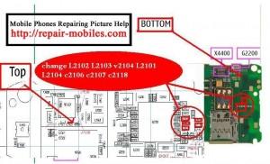 C5-00 Speaker Earpiece Ways Problem