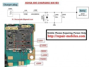 N95 Not Charging Problem 3