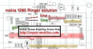 1280 Ringer Ways Speaker Problem Solution
