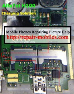 Alfatel H100 Charging Ways Problem Solution