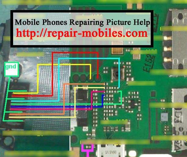Super C1 02 C1 01 Lcd Ways Display Problem Solution Mobile Repairing Wiring 101 Olytiaxxcnl