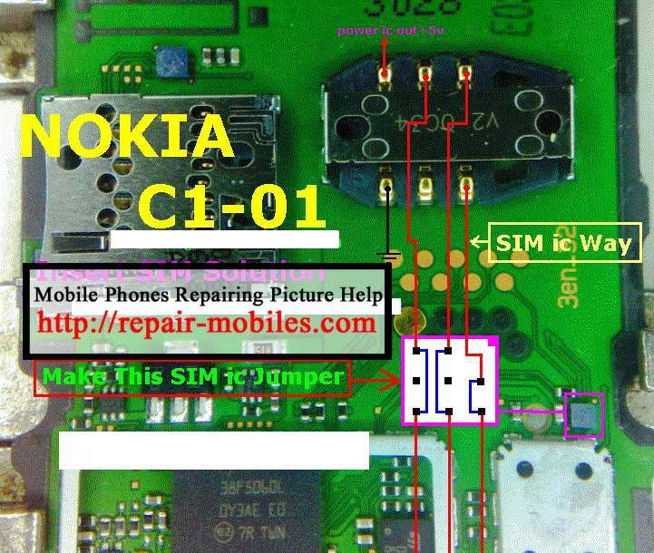 Sensational Circuit Diagram Nokia C1 01 Wiring Diagram Data Wiring 101 Olytiaxxcnl