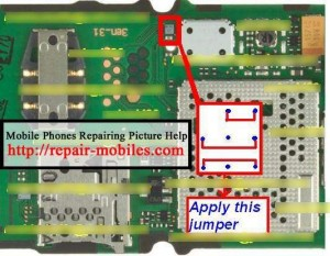 C1-01 SIM IC Ways Jumpers