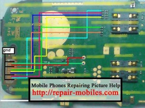 C1-00 Lcd Ways Display Problem Solution