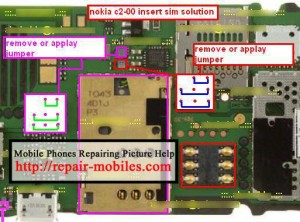 C2-00 Insert SIM Solution Ways Problem