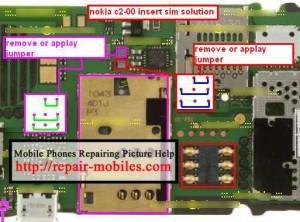 C2-00 Insert SIM Solution Ways Problem