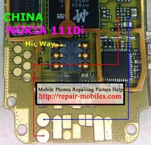 1110i Mic Ways Problem Solution