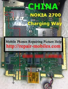 2700 Not Charging Problem Ways Solution