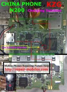 Kzg N200 Charging Problem Ways Solution