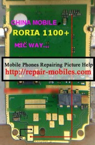 Roria 1100+ Mic Ways Problem Solution