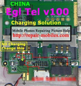 Egltel V100 Charging Problem Ways Solution