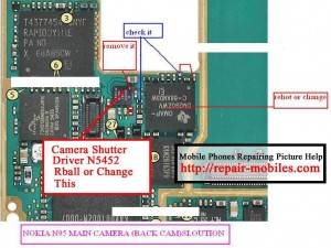 N95 Camera Problem Not Working 2