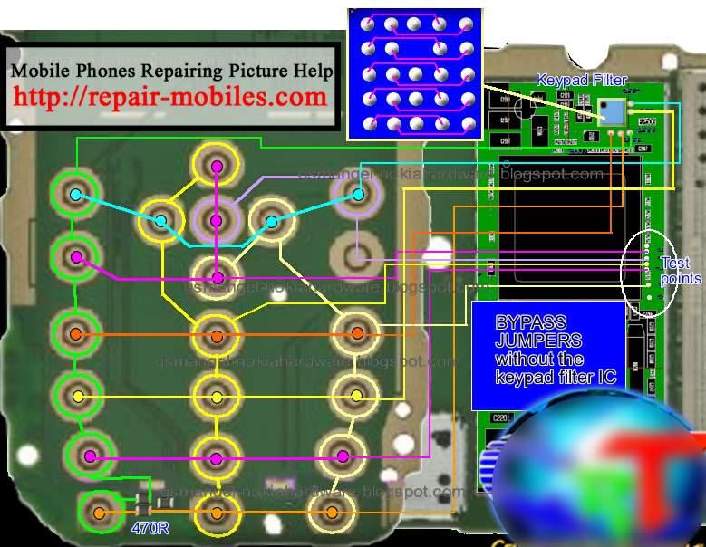 C2 01 Keypad Ic Ways Problem Solution Mobile Repairing