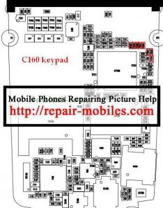 Samsung C160 Keypad Not Working Solution
