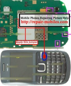 C3-00 Power Button Ways Switch Problem Solution