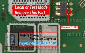 2690 Local Mode Problem Test Mode Solution