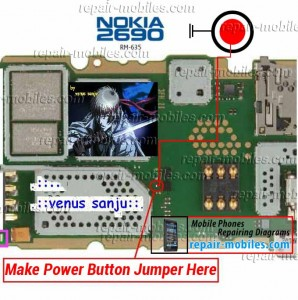 2690 Power Key Solution Ways