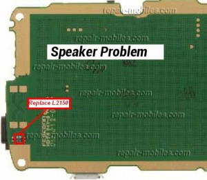 Nokia 2690 Speaker Problem Solution