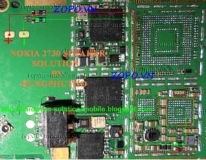 Nokia 2730 Ringer Ways