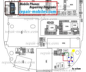 Nokia 3120c Mic Ways
