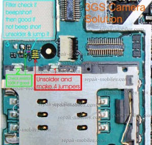 iPhone 3gs Camera Not Working Problem Solution