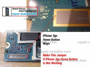 iPhone 3gs Home Button Not Working Problem Ways Solution