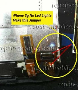 iPhone 3gs Light Solution