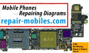 iPhone 4 Mic Not Working Problem Solution