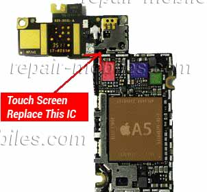 iPhone 4s Touch Screen Not Working Problem Solution | Mobile