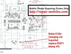 Nokia 6120c Charging Not Supported