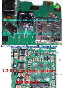 C2-01 Charger Not Supported Problem Solution