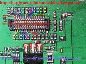Nokia C2-08, C2-06, C2-03 LCD Ways