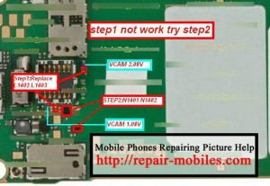 C3-01 Camera Operation Failed Problem Solution