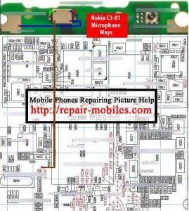 C3-01 Mic Problem Solution