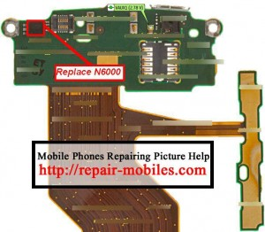 Nokia C3-01 Touch Screen Problem