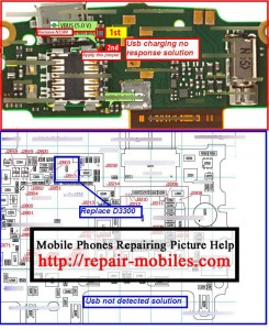 C3-01 USB Charging No Response Not Detected Problem Solution