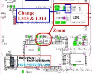 Samsung C3222 Ringer Problem