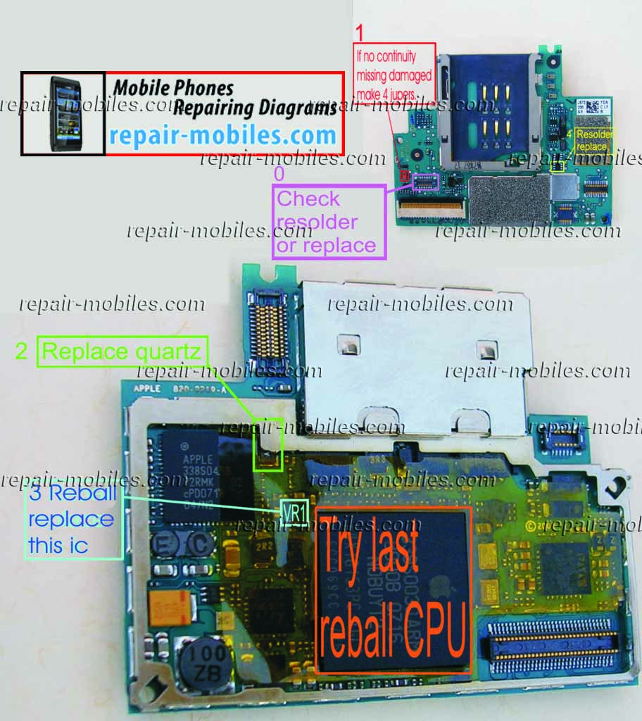 iPhone 4s Touch Screen Not Working Problem Solution   Mobile Repairing