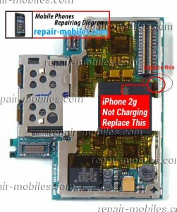 iPhone 2g Not Charging Problem Solution