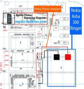 Nokia Asha 300 Ringer Ways Jumpers