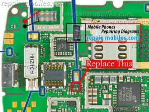 Asha 311 Lights Ways Problem Solution