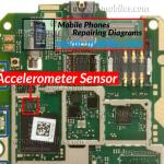 Nokia Lumia 510 Accelerometer Sensor