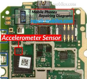 Nokia Lumia 510 Accelerometer Sensor Problem Solution