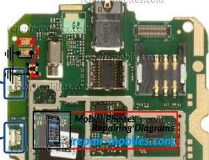 Nokia Lumia 510 GPS Sensor Module