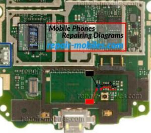 Nokia Lumia 510 Speaker Ways