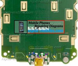 Nokia Lumia 510 USB Connector Ways