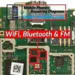 Nokia Lumia 510 Bluetooth, WiFi and FM Modules