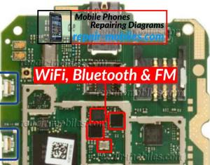 Nokia Lumia 510 WiFi, Bluetooth and FM Problem Solution